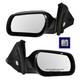 1AMRP00978-2004-09 Mazda 3 Mirror Pair