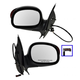 1AMRP00975-Mirror Pair Gloss Black Cap