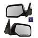 1AMRP00992-2008-09 Ford Escape Mercury Mariner Mirror Pair