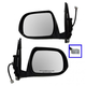 1AMRP00935-2010-13 Toyota 4Runner Mirror Pair