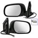 1AMRP00931-2009-12 Toyota Rav4 Mirror Pair