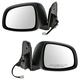 1AMRP00937-2007-13 Suzuki SX4 Mirror Pair