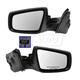 1AMRP00955-Buick Allure LaCrosse Mirror Pair