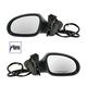 1AMRP00947-2006-10 Volkswagen Passat Mirror Pair