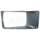 1ALBH00010-1997-04 International 4900 Series Headlight Bezel Driver Side