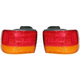 1ALTP00100-1992-93 Honda Accord Tail Light Pair