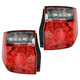 1ALTP00148-Honda Element Tail Light Pair
