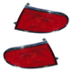 1ALTP00144-1997-05 Buick Century Tail Light Pair