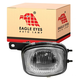 1ALFL00110-2000-02 Mitsubishi Eclipse Fog / Driving Light Driver Side