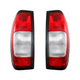 1ALTP00113-1998-00 Nissan Frontier Tail Light Pair