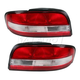 1ALTP00112-1995-97 Nissan Altima Tail Light Pair