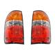 1ALTP00118-2001-04 Toyota Tacoma Tail Light Pair