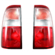 1ALTP00116-1993-98 Toyota T100 Tail Light Pair