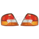 1ALTP00124-1998-99 Nissan Altima Tail Light Pair