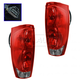 1ALTP00127-2002 Chevy Tail Light Pair