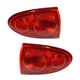 1ALTP00061-2003-05 Chevy Cavalier Tail Light Pair