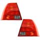 1ALTP00059-Volkswagen Jetta Tail Light Pair