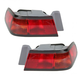 1ALTP00044-1997-99 Toyota Camry Tail Light Pair