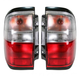 1ALTP00042-1997-00 Infiniti QX4 Tail Light Pair