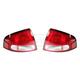 1ALTP00047-2000-03 Nissan Sentra Tail Light Pair