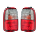 1ALTP00033-1996-00 Toyota 4Runner Tail Light Pair