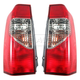1ALTP00039-2000-01 Nissan Xterra Tail Light Pair