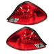 1ALTP00038-Ford Taurus Tail Light Pair
