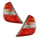 1ALTP00037-2002-04 Toyota Camry Tail Light Pair