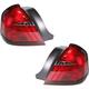1ALTP00085-1998-02 Mercury Grand Marquis Tail Light Pair