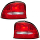 1ALTP00086-1995-99 Dodge Neon Plymouth Neon Tail Light Pair