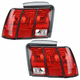 1ALTP00082-Ford Mustang Tail Light Pair