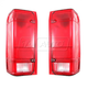 1ALTP00079-1983-90 Ford Ranger Tail Light Pair