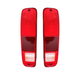 1ALTP00074-Ford Tail Light Lens Pair