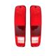 1ALTP00074-Ford Tail Light Lens Pair