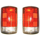 1ALTP00076-Ford Tail Light Pair