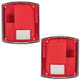 1ALTP00071-Tail Light Lens Pair