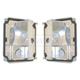 1ALTP00072-Tail Light Housing Pair