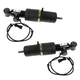 ARASP00012-Cadillac Air Shock Pair Rear Arnott AS-2163