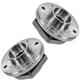 1ASHS00098-Volvo 850 Wheel Bearing & Hub Assembly Pair Front