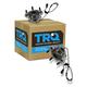 1ASHS00087-Dodge Ram 1500 Truck Wheel Bearing & Hub Assembly Pair  TRQ BHA53370