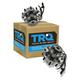 1ASHS00095-Ford Wheel Bearing & Hub Assembly Pair