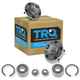1ASHS00076-Wheel Bearing & Hub Kit Pair Front