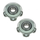 1ASHS00082-Wheel Bearing & Hub Assembly Pair Front