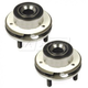 1ASHS00066-Wheel Bearing & Hub Assembly Pair Front