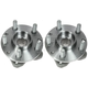 1ASHS00075-1996-00 Wheel Bearing & Hub Assembly