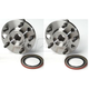 1ASHS00070-Wheel Bearing & Hub Assembly Pair Front