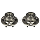 1ASHS00058-1988-91 Wheel Bearing & Hub Assembly Pair