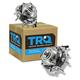 1ASHS00043-Wheel Bearing & Hub Assembly Pair
