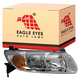 1ALHL00097-2000-02 Saturn L Sedan L Wagon Headlight