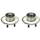 1ASHS00047-Wheel Bearing & Hub Assembly Pair Front